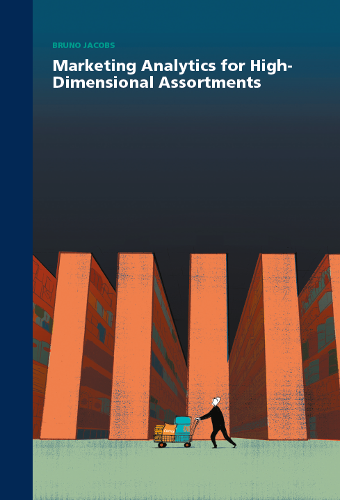 Marketing Analytics for High-Dimensional Assortments