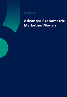 Advanced Econometric Marketing Models