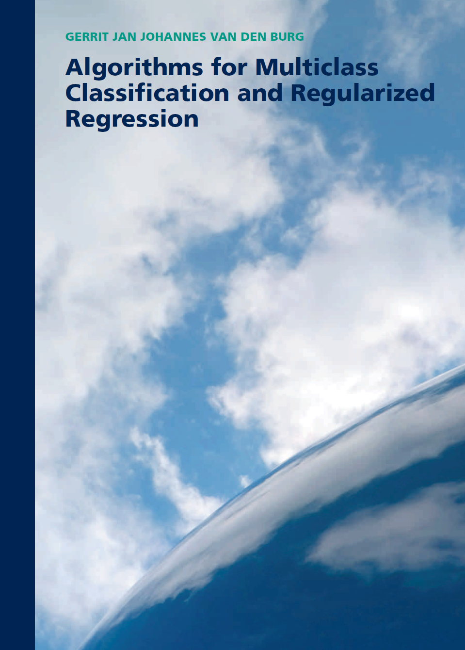 Algorithms for Multiclass Classification and Regularized Regression