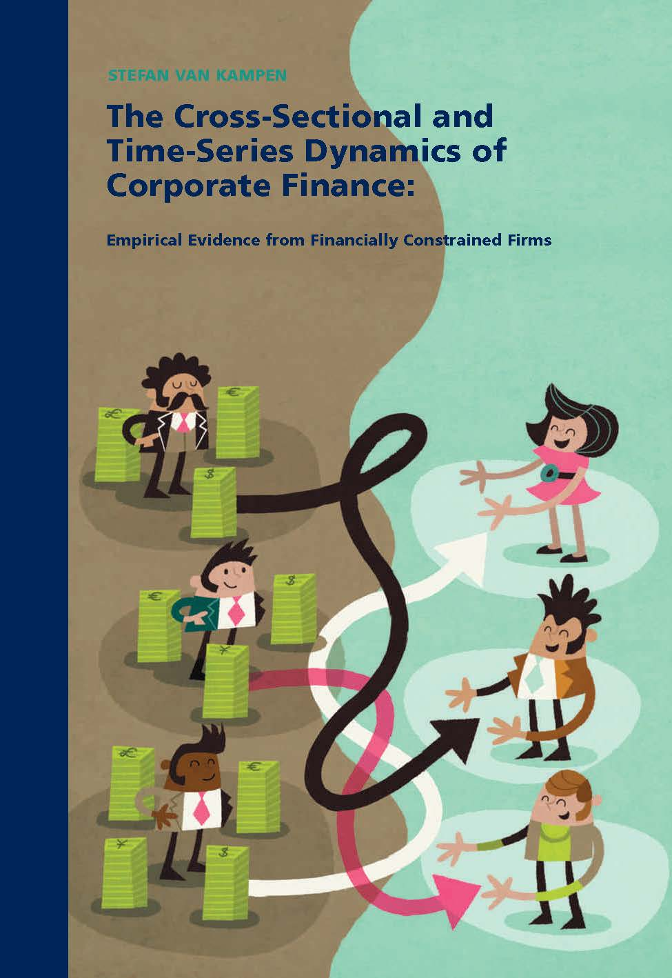 The Cross-sectional and Time-Series Dynamics of Corporate Finance: Empirical evidence from financially constrained firms