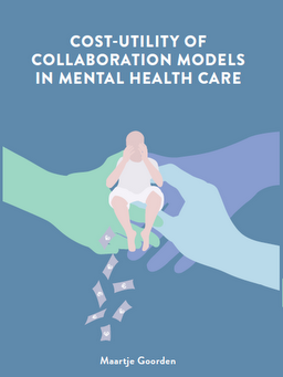 Cost-Utility of Collaboration Models in Mental Health Care