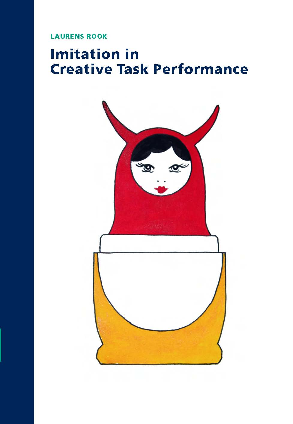 Imitation in Creative Task Performance