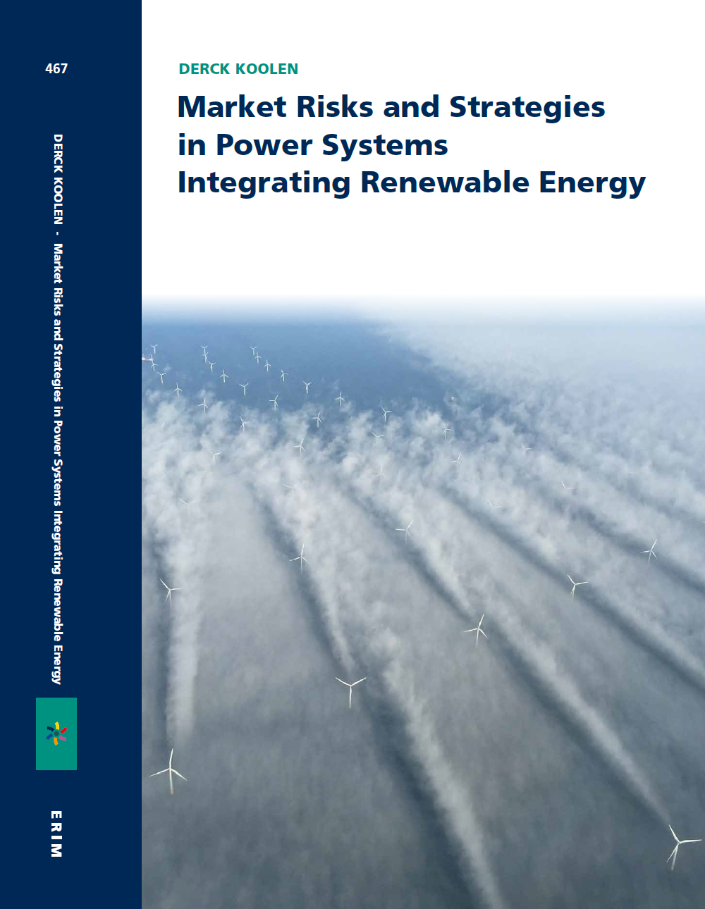 Market Risks and Strategies in Power Systems Integrating Renewable Energy