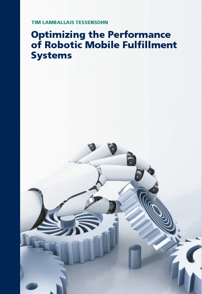 Optimizing the Performance of Robotic Mobile Fulfillment Systems