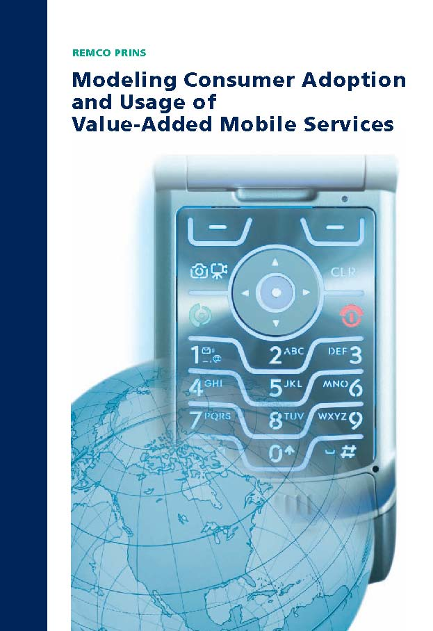 Modeling Consumer Adoption and Usage of Value-Added Mobile Services