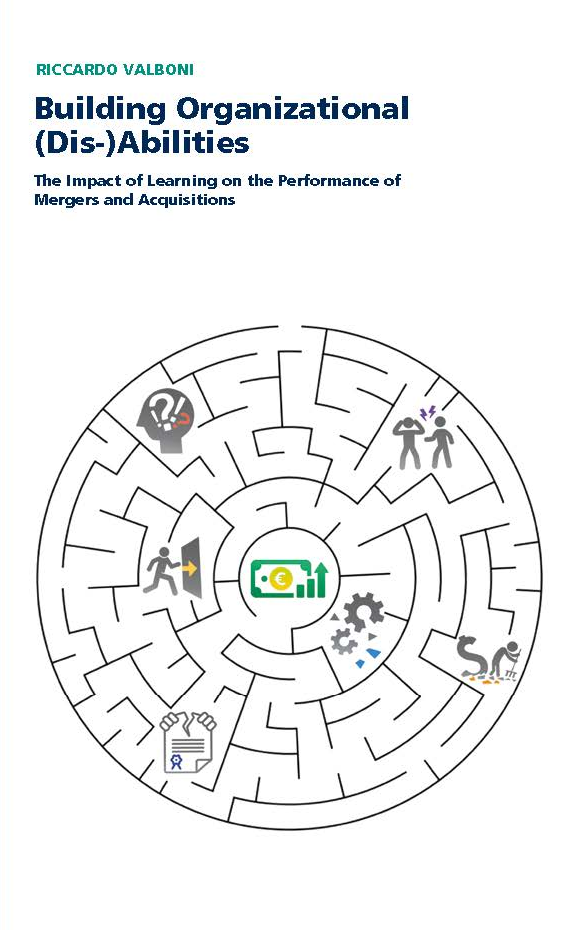Building organizational (dis-)abilities: The impact of learning on the performance of mergers and acquisitions