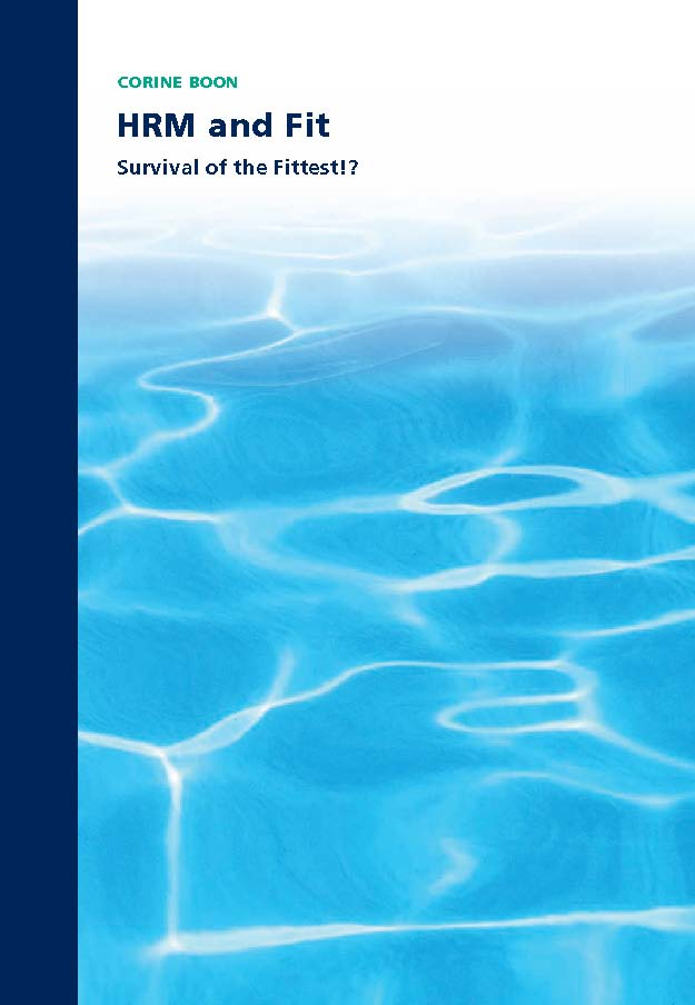 HRM and Fit: Survival of the fittest!?