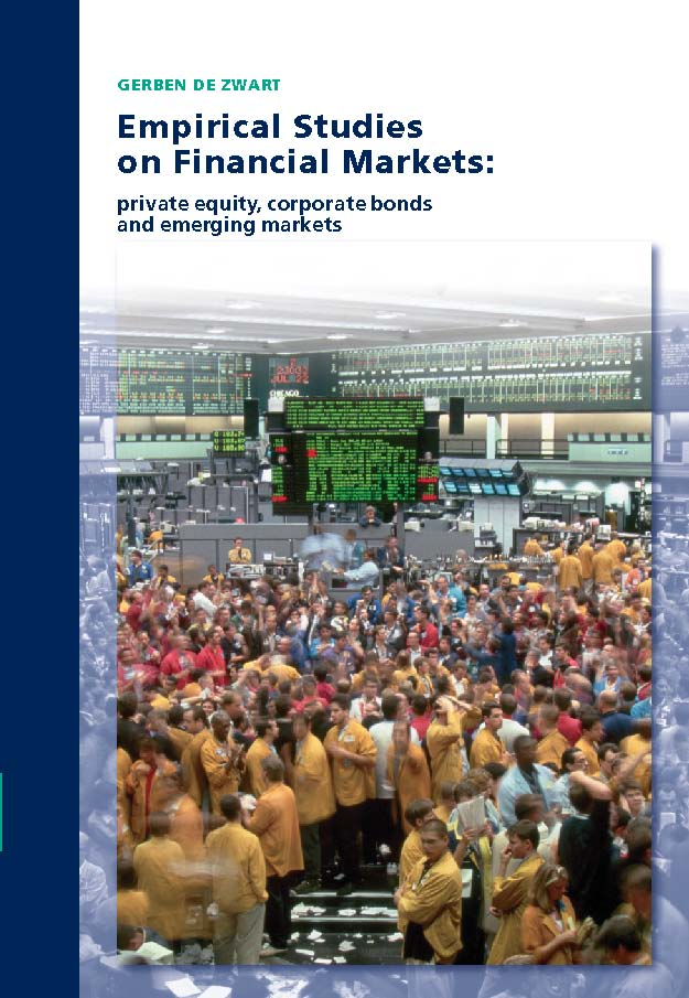 Empirical Studies on Financial Markets: Private Equity, Corporate Bonds and Emerging Markets