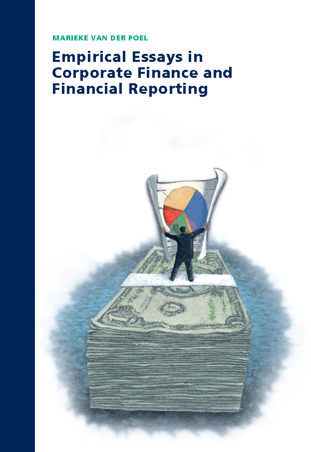 Empirical Essays in Corporate Finance and Financial Reporting