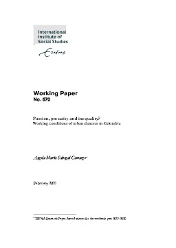 Iss Working Paper Template
