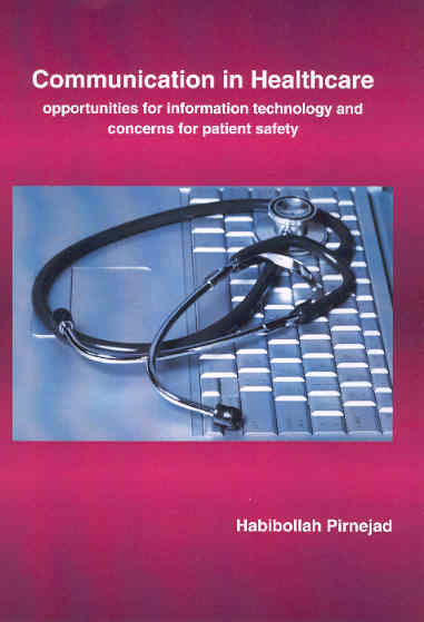 electronic communication in health care essay Health information technology application of computing and communications technology to healthcare  electronic health records have potentially.
