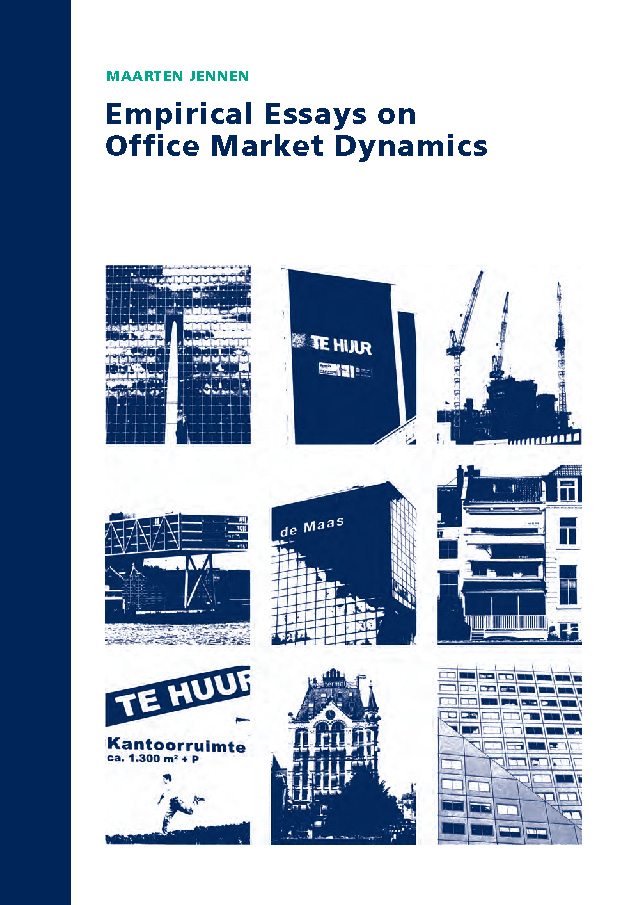 Empirical Essays on Office Market Dynamics