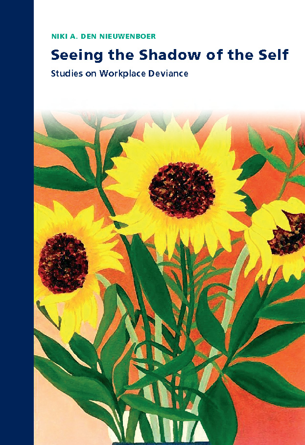 Seeing the Shadow of the Self: Studies on Workplace Deviance