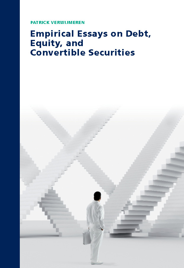 Empirical Essays on Debt, Equity, and Convertible Securities