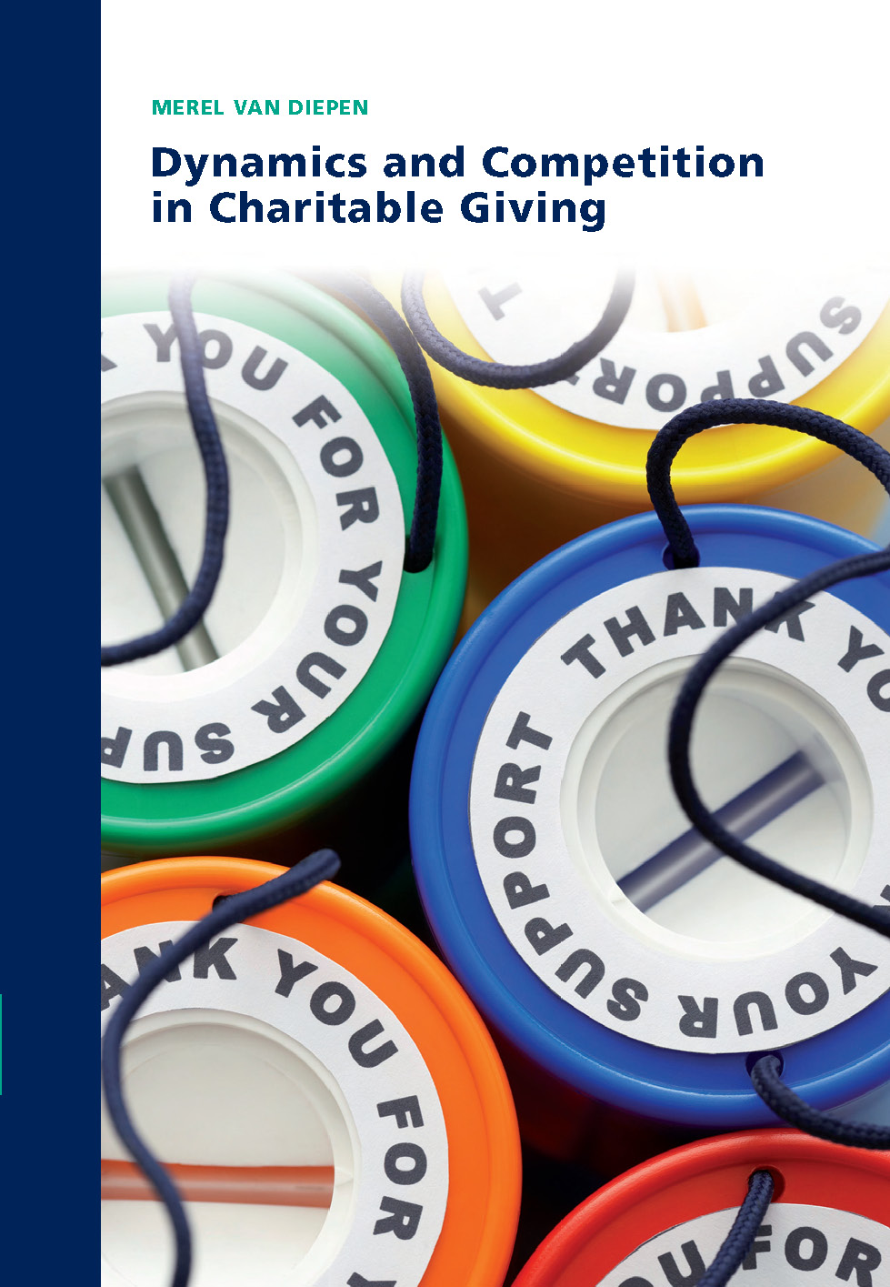 Dynamics and Competition in Charitable Giving