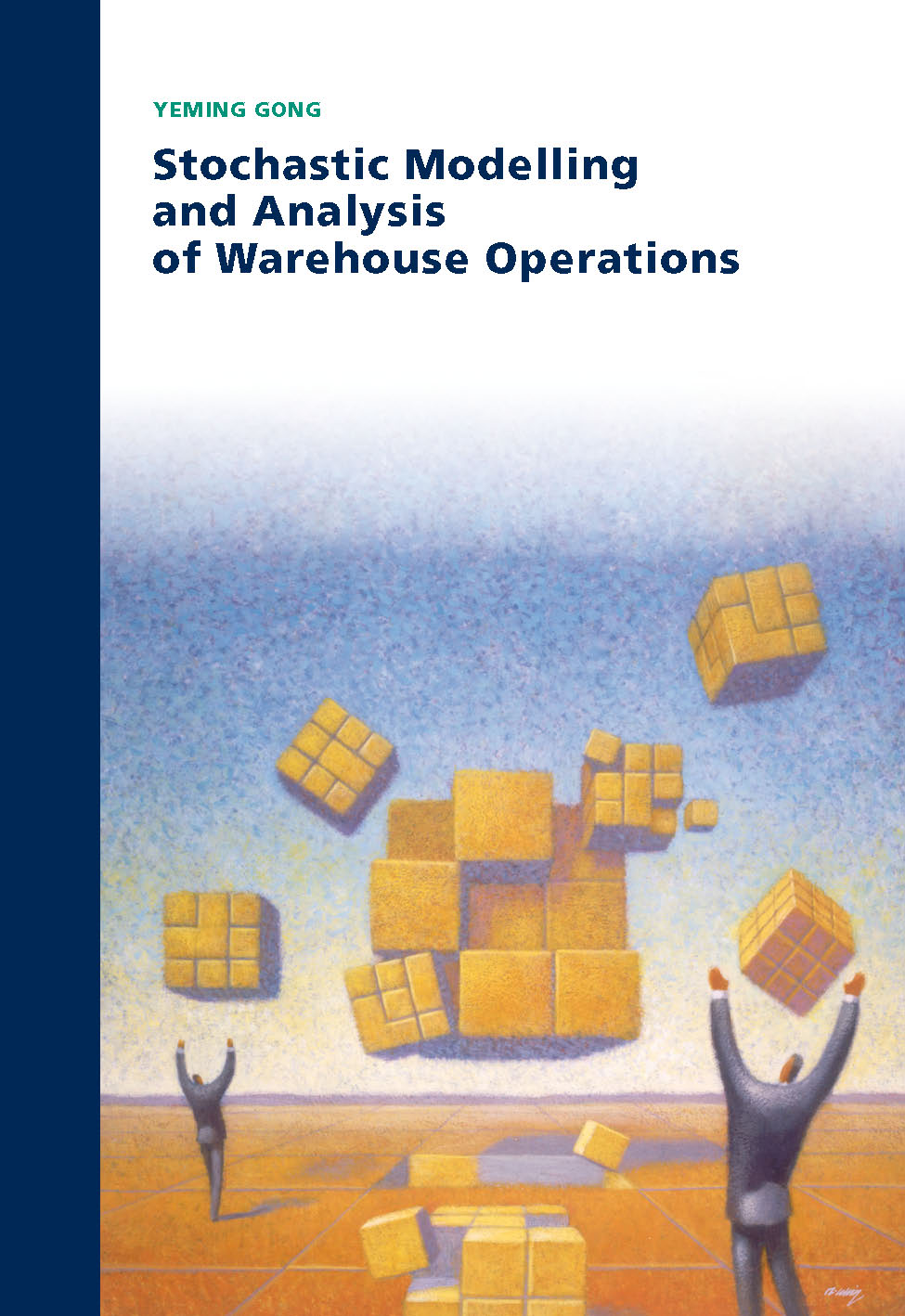 Stochastic Modelling and Analysis of Warehouse Operations