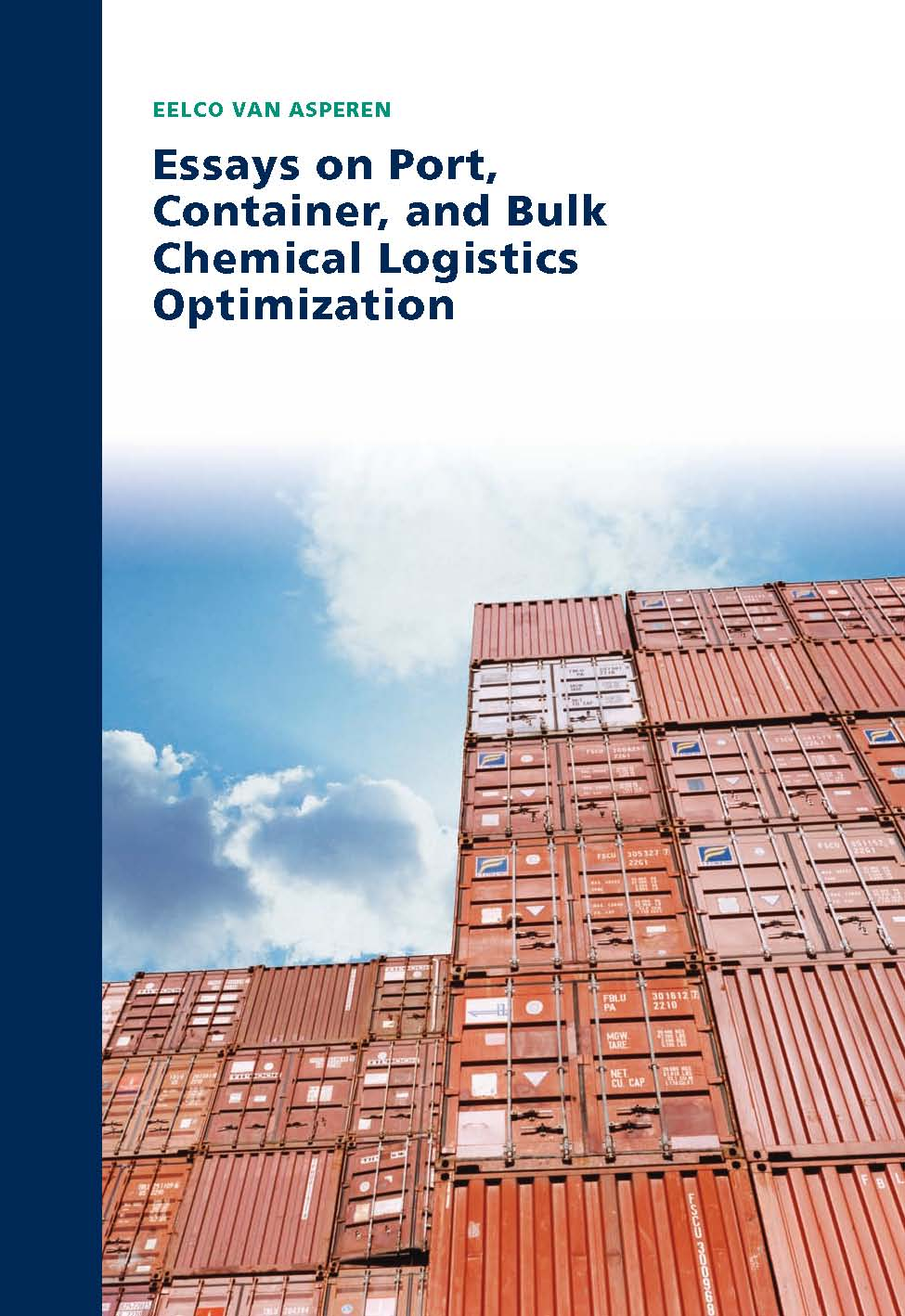 Essays on Port, Container, and Bulk Chemical Logistics Optimization