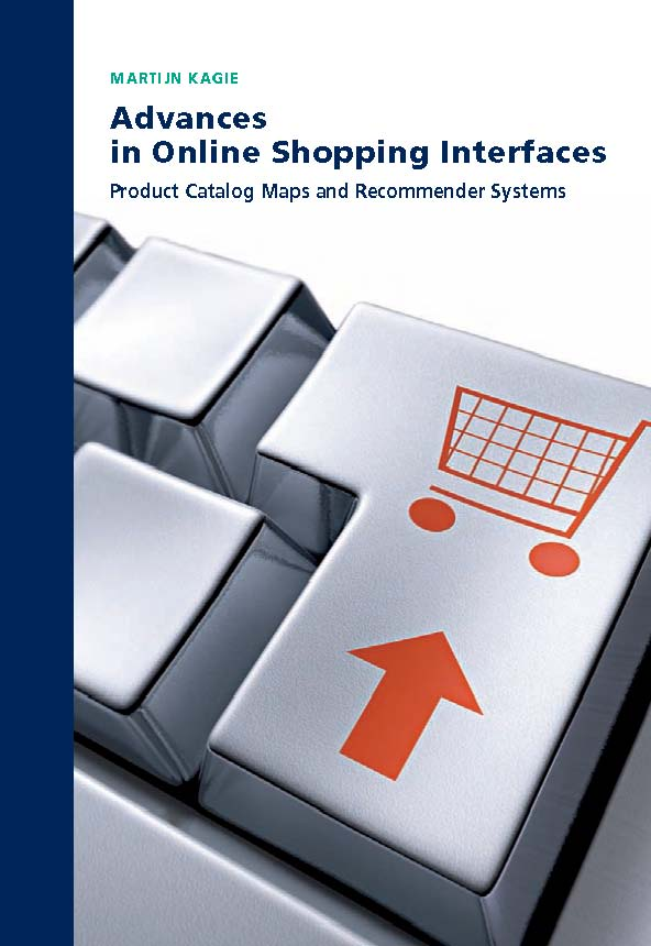 Advances in Online Shopping Interfaces: Product Catalog Maps and Recommender Systems