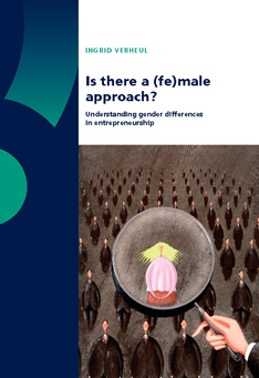Is there a (fe)male approach? Understanding gender differences in entrepreneurship
