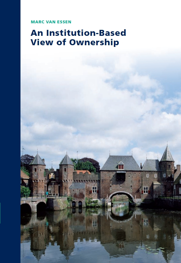 An Institution-Based View of Ownership