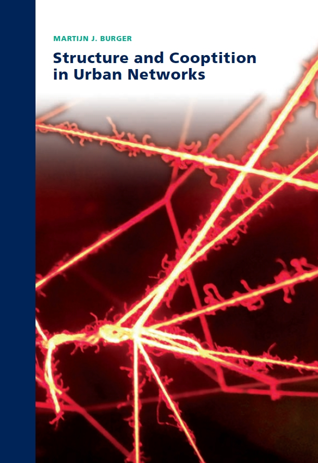 Structure and Cooptition in Urban Networks