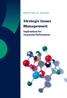 Strategic Issues Management: Implications for Corporate Performance