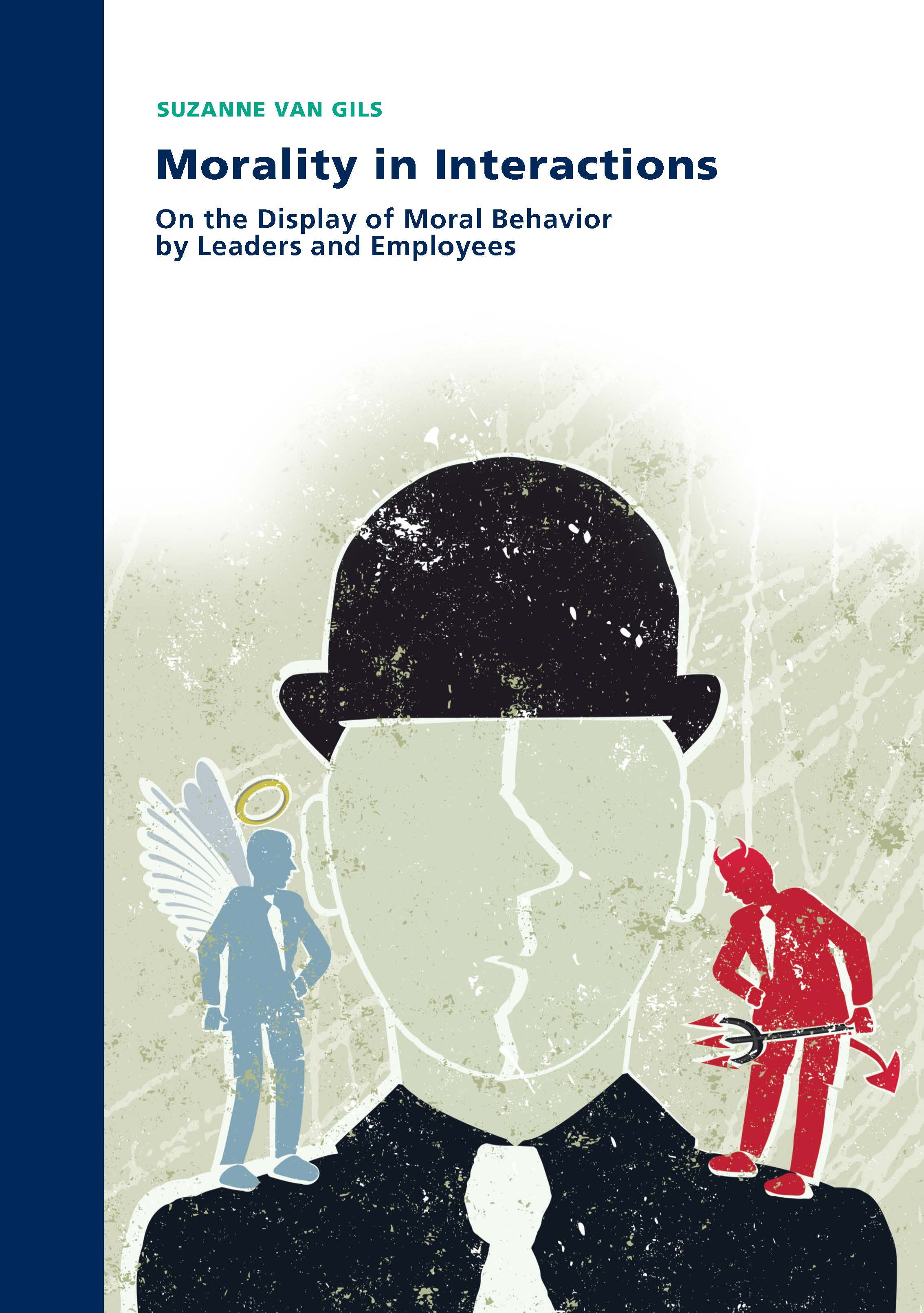 Morality in Interactions: On the Display of Moral Behavior by Leaders and Employees