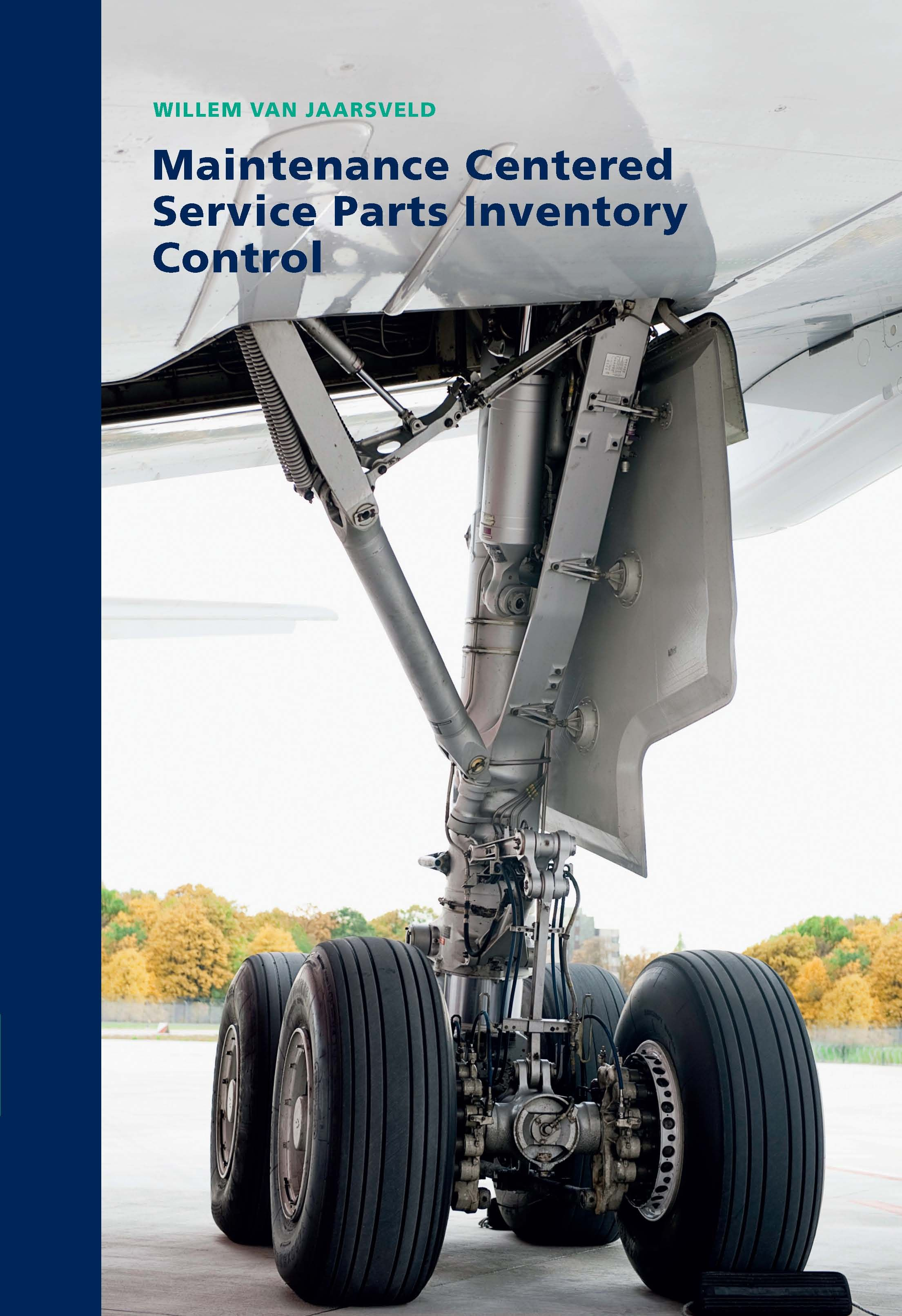 Maintenance Centered Service Parts Inventory Control