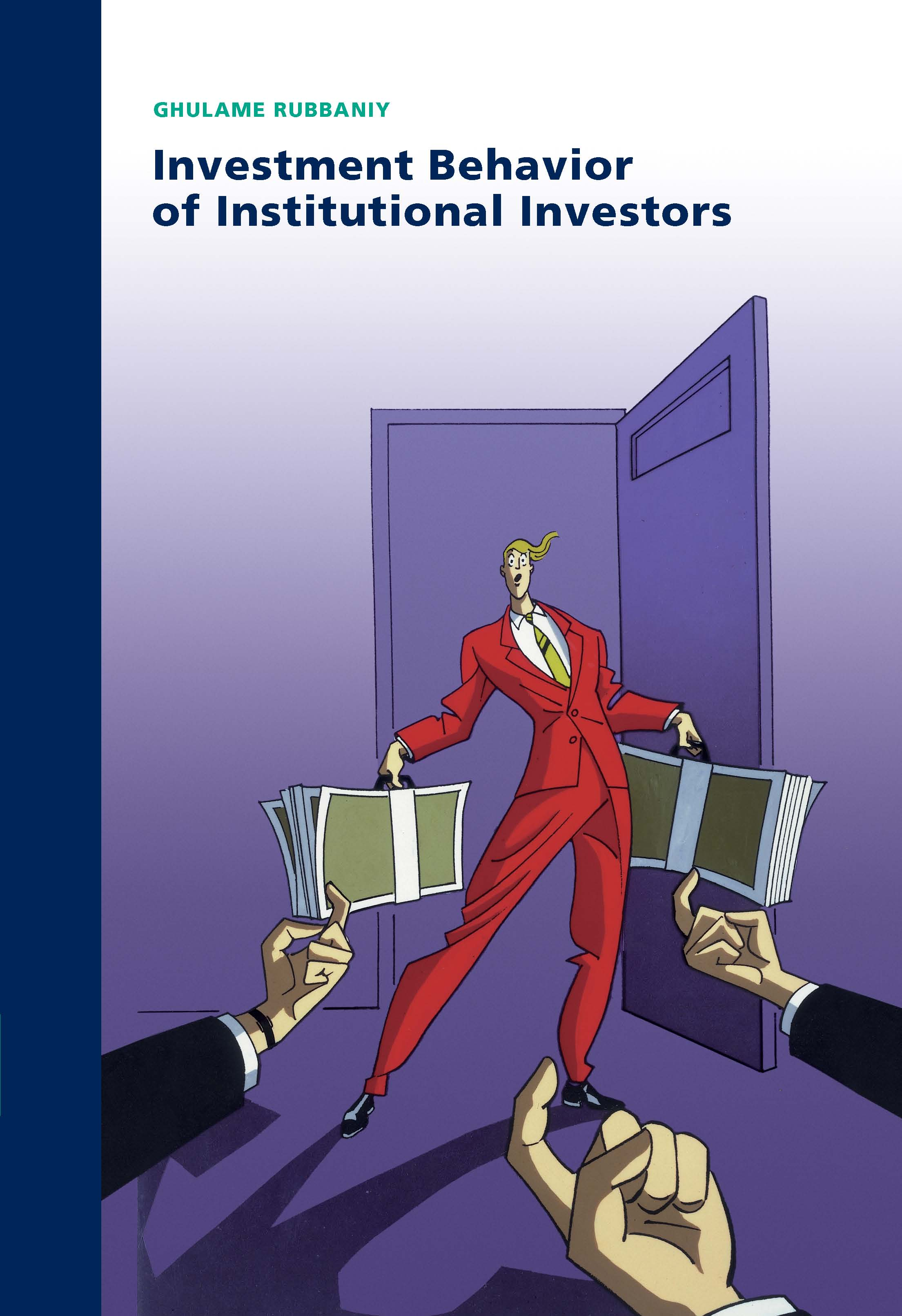 Investment Behavior of Institutional Investors