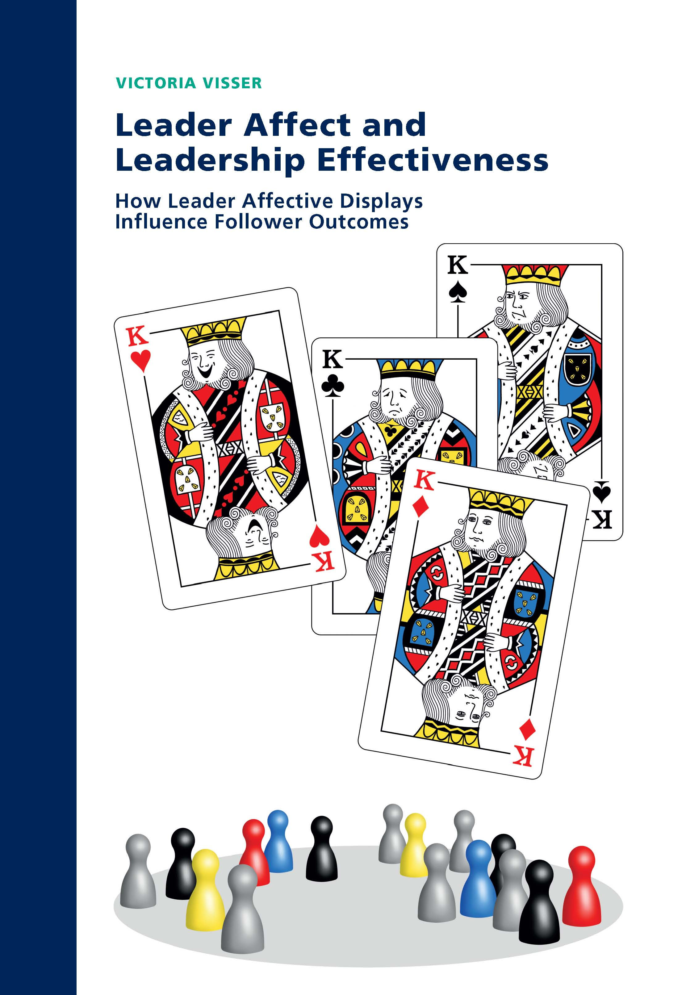 Leader Affect and Leadership Effectiveness: How leader affective displays influence follower outcomes