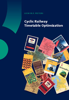 Cyclic Railway Timetable Optimization