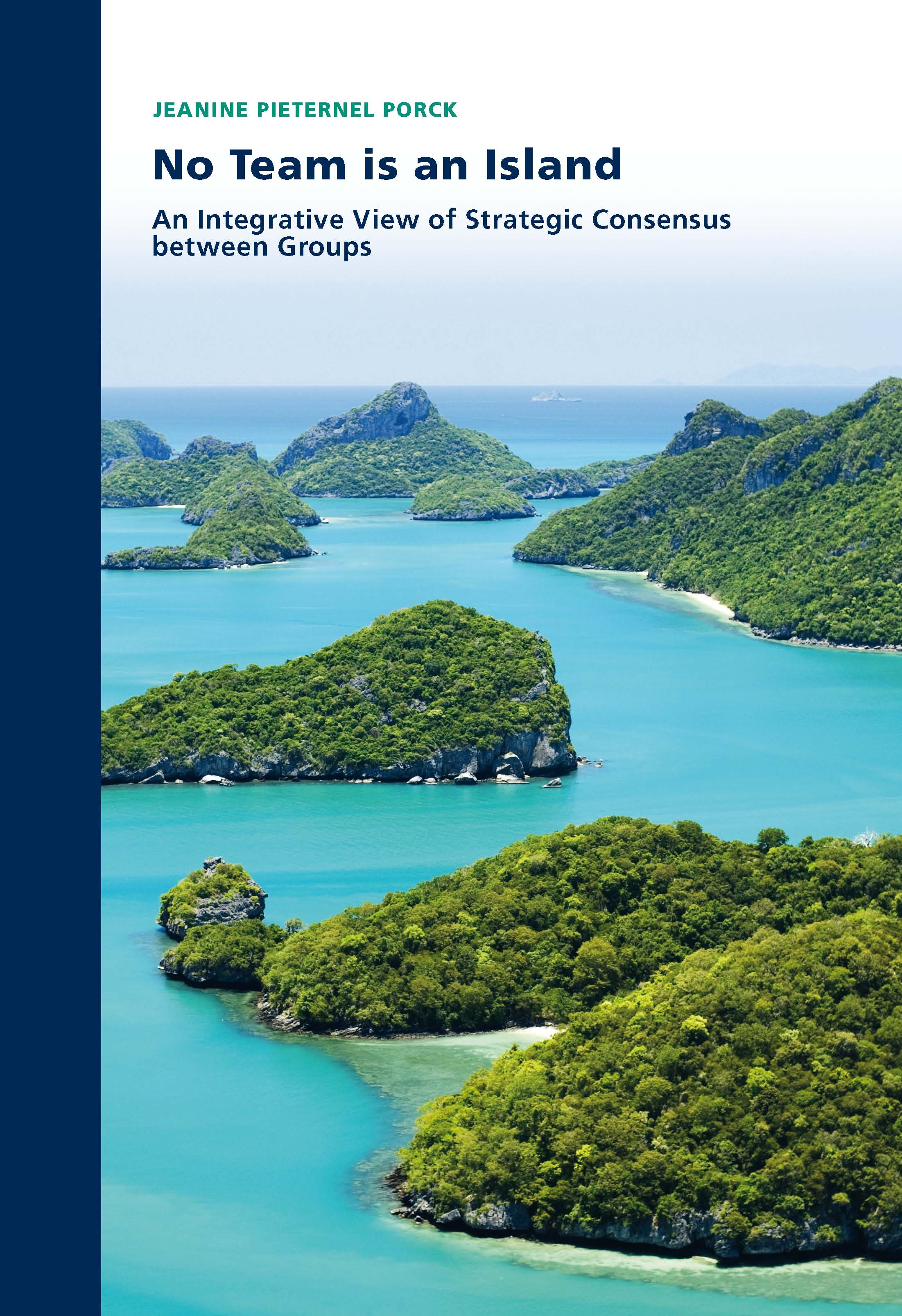 No Team is an Island: an Integrative View of Strategic Consensus between Groups