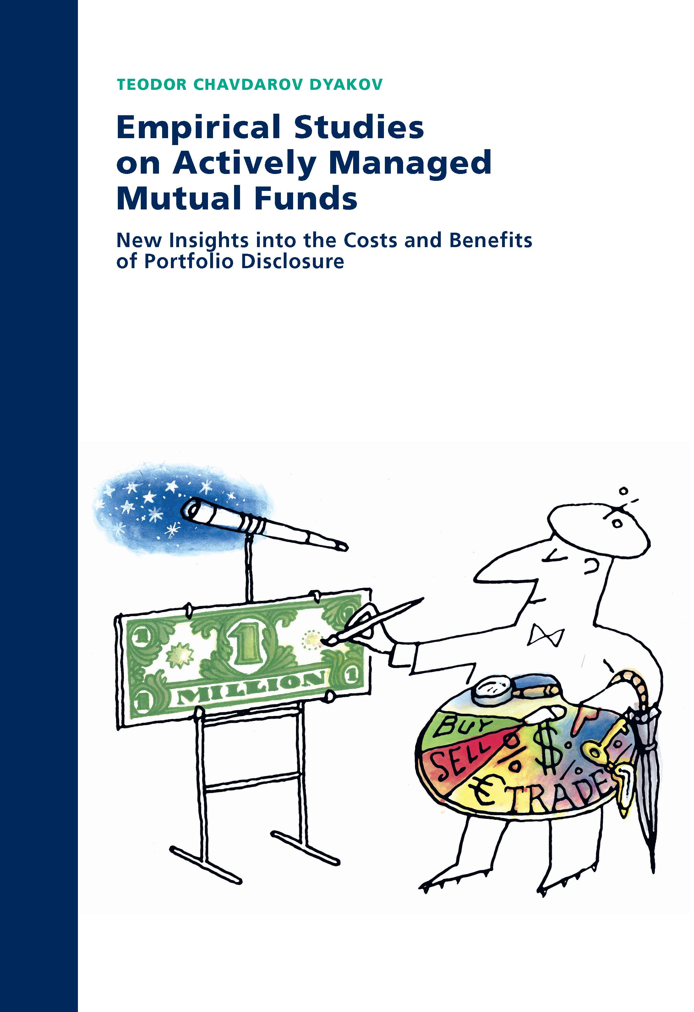 Empirical Studies on Actively Managed Mutual Funds: New Insights into the Costs and Benefits of Portfolio Disclosure