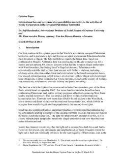 international law paper