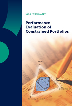 Performance Evaluation of Constrained Portfolios