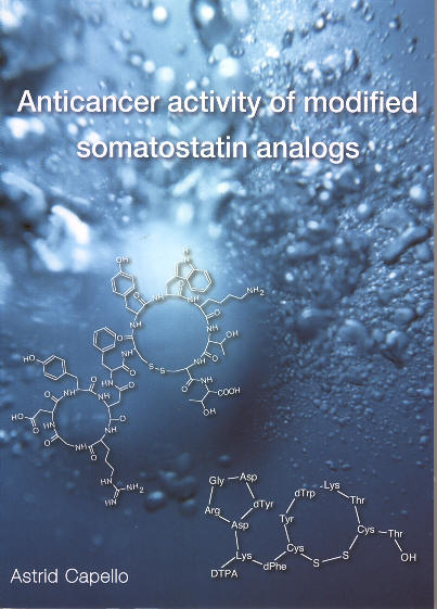 Thesis anticancer activity