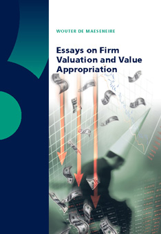 Essays on Firm Valuation and Value Appropriation