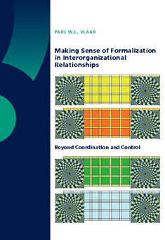 Making Sense of Formalization in Interorganizational Relationships: Beyond Coordination and Control