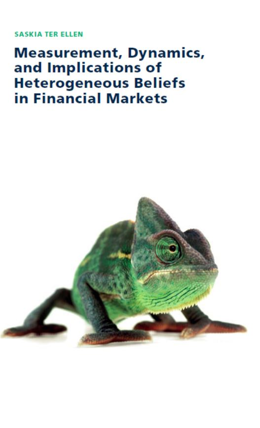 Measurement, dynamics, and implications of heterogeneous beliefs in financial markets