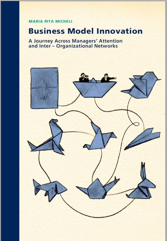 Business model innovation: a journey across managers' attention and inter – organizational networks
