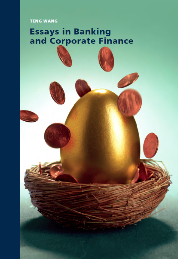 Essays in Banking and Corporate Finance
