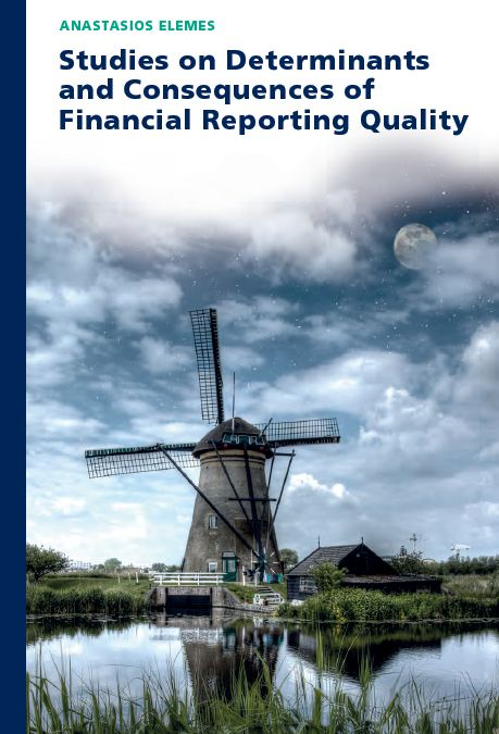 Studies on Determinants and Consequences of Financial Reporting Quality