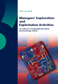 Managers' exploration and exploitation activities: the infuence of organizational factors and knowlegde inflows