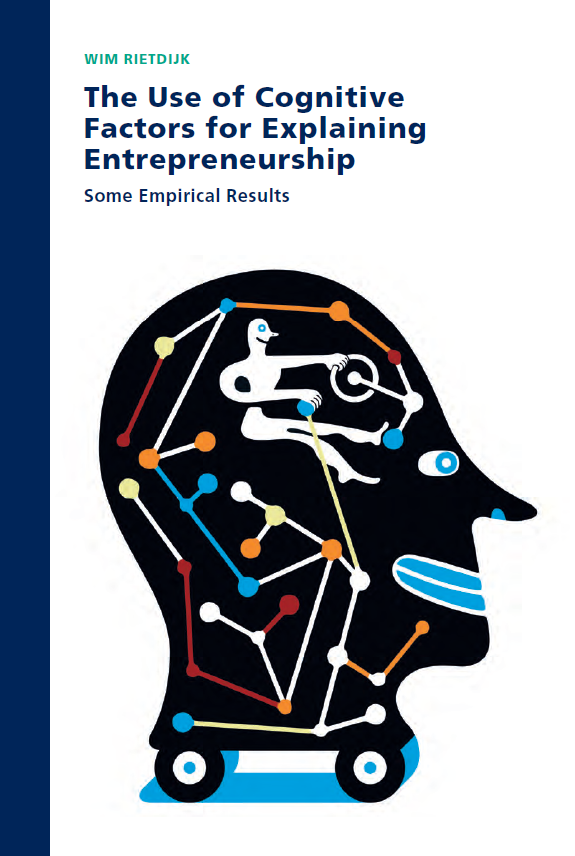 The use of cognitive factors in explaining entrepreneurship: some empirical results