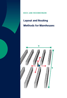 Layout and Routing Methods for Warehouses