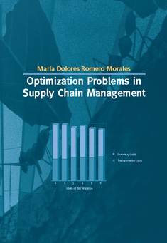 Optimization Problems in Supply Chain Management