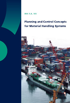 Planning and Control Concepts for Material Handling Systems