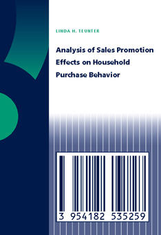 Analysis of Sales Promotion Effects on Household Purchase Behavior
