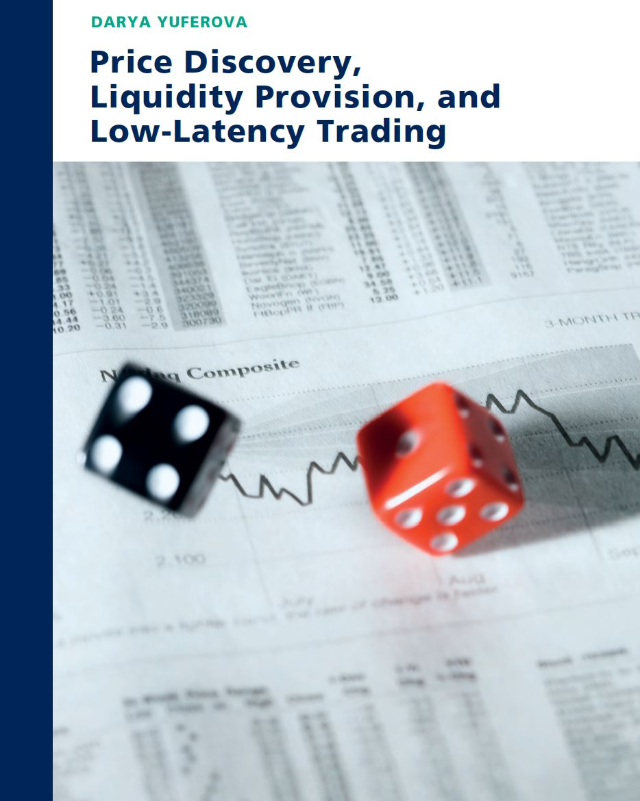 Price Discovery, Liquidity Provision, and Low-Latency Trading