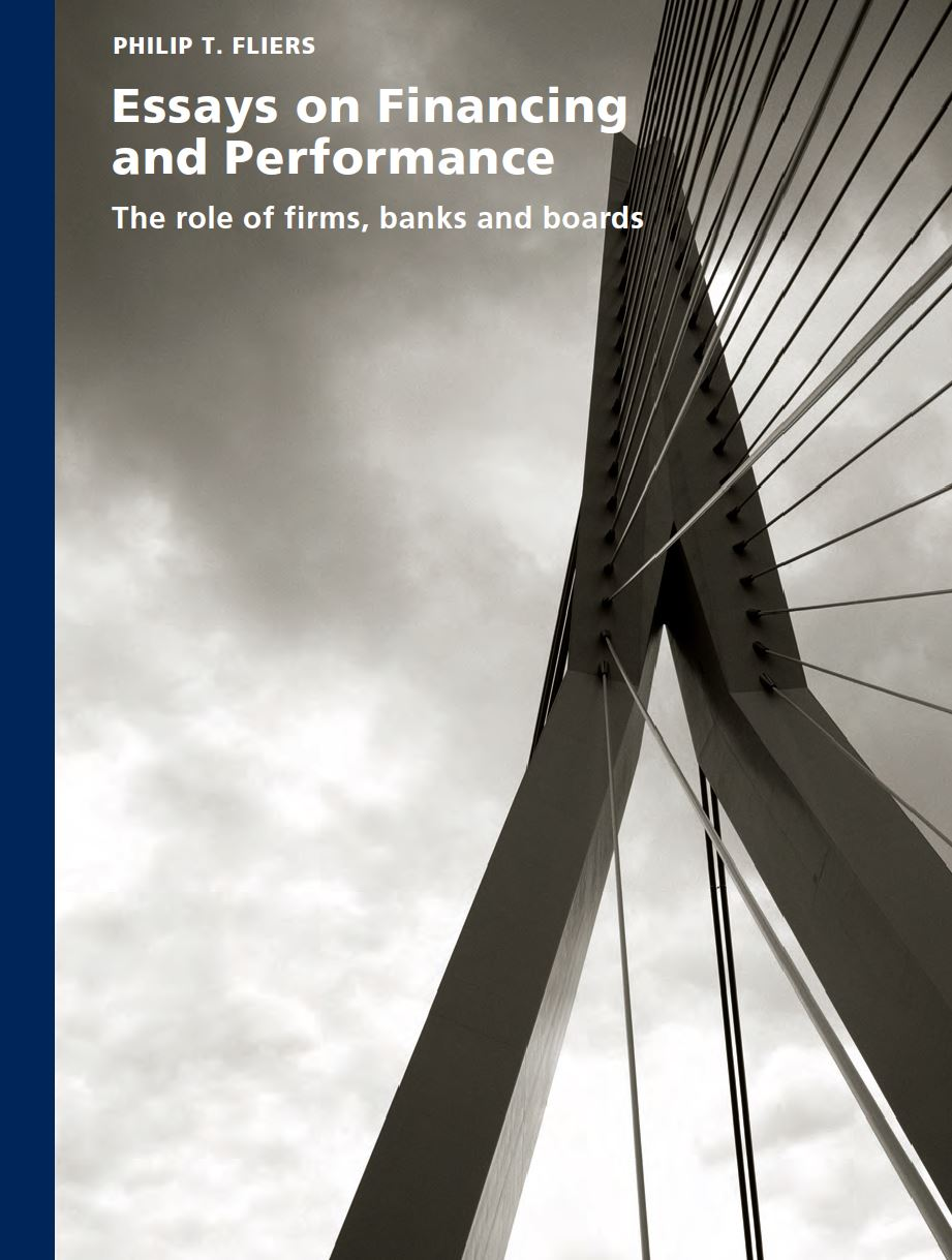 Essays on Financing and Performance: The role of firms, banks and boards